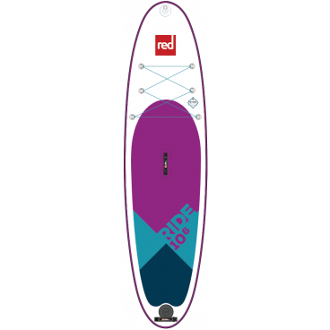 "SUP lauta RED  PADDLE 10'6"" SPECIAL EDITION PURPLE"