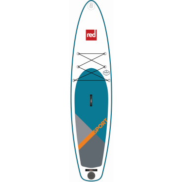 "SUP-lauta SPORT, 11'0"", RED PADDLE"