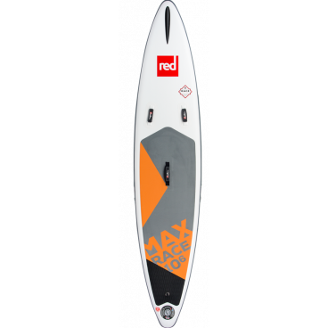"SUP-lauta RED PADDLE CO Max Race 10'6"" x 24"", nuorille kisasuppaajille"