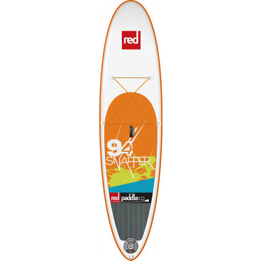 """SUP-lauta RED PADDLE CO Snapper 9'4"""" x 27"""", lapsille"""