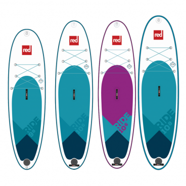 SUP-lauta RIDE,Red Paddle Co, valitse oma suosikkisi, 2018 EDITITION