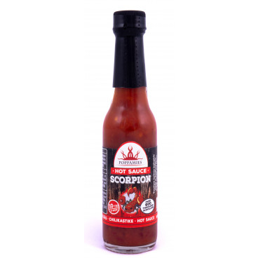 Scorpion tulisin chilikastike 57ml, POPPAMIES