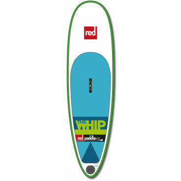 "SUP-lauta WHIP, 8'10"", RED PADDLE"