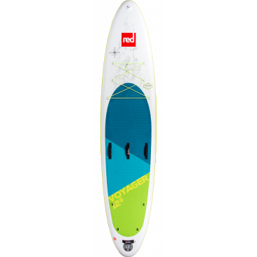 "SUP-lauta RED PADDLE CO Voyager 12'6"" x 32"", max paino 150kg"