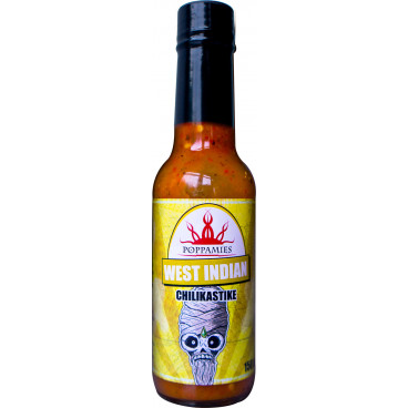 West Indian chilikastike 150ml, POPPAMIES