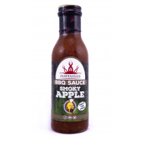Smoky Apple BBQ 410g, POPPAMIES