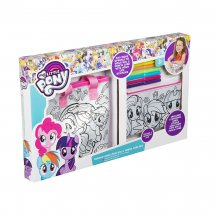 MY LITTLE PONY värityssetti 2PACK, 3+