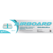 AirBoard ADVANCE GYMSPORT 100x60x10 cm ADVANCE, minttu