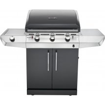 Kaasugrilli CHAR-BROIL PERFORMANCE T-36G Black 140711, Tru-Infrared, 117,4x139x62,4cm