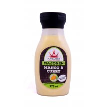 Mango&Curry MAJONEN  275ml, POPPAMIES