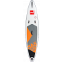"""SUP-lauta RED PADDLE CO Max Race 10'6"""" x 24"""", nuorille kisasuppaajille"""